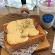 ハニー珈琲で朝食を