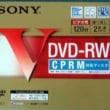 cprmディスク と Dataディスク