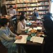 奈良勝司さんのブックトーク・公開講義が行われました