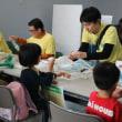 咲洲こどもフェスタにて「竹を使った工作教室」を実施しました!