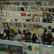 三次市老連 作品展示会 開催中