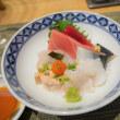 日本料理ひたち野いしざきに夕食に行ってきた。