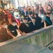 韓国で起きた野外コンサートでの崩落事故