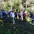 里山での自然観察会に参加。