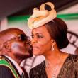 暴力と情事とダイヤモンド 41歳下の悪妻グレースで墓穴を掘ったジンバブエ独立の英雄ムガベ大統領が辞任