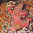 秩父神社で左甚五郎の彫刻を見ました 2018年12月15日