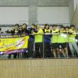 U-15 フットサル 全国大会!