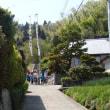 常明寺町内の春祭り