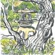 9月13日 スケッチ会 旧古河庭園