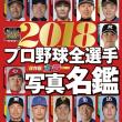 プロ野球全選手カラー写真名鑑号 2018を予約するならここ!