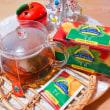 いちごちゃんのいちご大福♡…と話題の「はちみつ紅茶」
