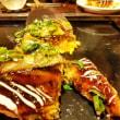 ◆お好み焼きを食べに行ってきましたよ◆