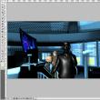 3DCGによる漫画の制作。6/18の作業