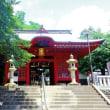 広大な神域を誇る「箭幹神社」