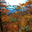 神話の里山で紅葉を愛でる山旅♪