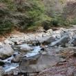 奥津渓谷を歩く