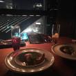 今夜は「sky-dining&bar-BLUEBIRD」で・・・・・。