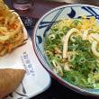 幸せ昼ごはん 丸亀製麺