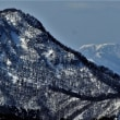 残雪豊かな比婆山を歩く(その3)烏帽子山からの眺望