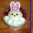 プリキュアアニマルスイーツ・うさぎショートケーキ