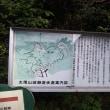米原駅の南側の山に城跡 太尾山城跡