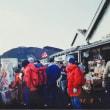 富士山頂のトイレ…