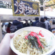 #慶応 義塾大学 #三田 祭、2日目食べ歩き録(焼きラーメン、チュロス…)