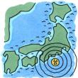 台風5号が・・・