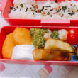 蟹クリームコロッケ弁当