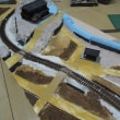 恵那峡交通軌道線 道祖神モジュールの製作(1)