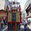 祇園祭  2018  後祭:  八幡山  宵宮~巡行カウントダウン