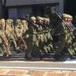 自衛隊軍事パレードに抗議活動。福井市内二カ所で県政市政報告つどい