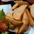 肉厚で美味しい「フライドポテト」
