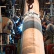ロシア天然ガスパイプライン:ノルドストリーム2でトランプ氏、メルケル氏批判。