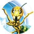 地球に来ている主な宇宙人 その7・・ウンモ星人  母星の砂漠化が進んで食料危機にあるため、地球への移住方法を模索中。体長約3メートルで、ハチに似た姿です