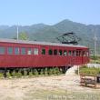 《保存車輌》北アルプス山麓の長野電鉄旧形電車~安曇野ちひろ美術館~