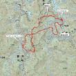 379      KRC1月例会ハイキング「清和県民の森ウォーキング」に参加。  ('18,01,13)