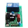 Dolity 高品質 ワイヤレスリモコン リレースイッチ 2チャンネル 受信機 10A AC85-250V