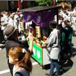 三社祭りと歩けるサンダル
