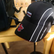 STAMP Rallyの帽子