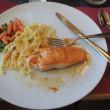 スイス旅行2日目  サンモリッツで昼食 №9「306」