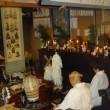 本日、命光秘流鳴釜神事祭が行なわれました
