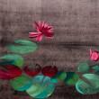 Floating Flowers myla
