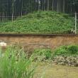 大雨の被害②、峰吉川
