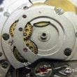 タグホイヤーの自動巻き時計を修理です