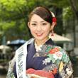 「ミス日本酒・準グランプリ」東京味わいフェスタ・東京国際フォーラム