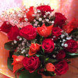 薔薇の花束⑧