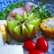 YouTubeで学んだ・飾り切り♡朝食⸜(´ ˘ `∗)⸝