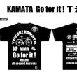 Tシャツ完成!全て3000円!