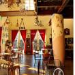 山梨県甲州市 cafe VINHO(カフェビーニョ)☆ガラスが素敵なワイングラス館でティータイム